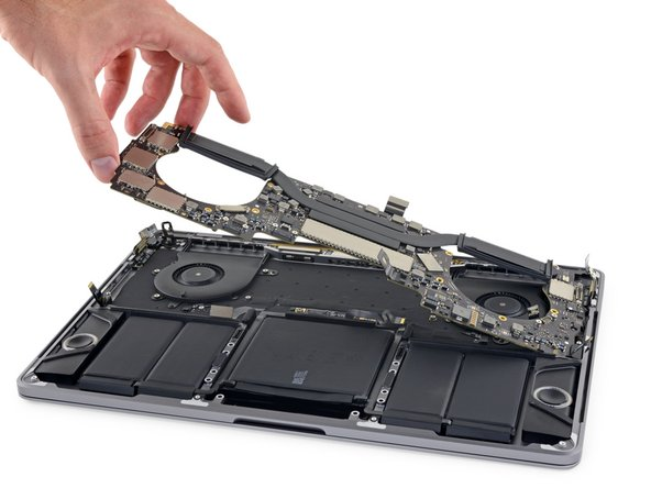 "MacBook Pro 13"" Touch Bar Late 2016 Logic Board Assembly Replacement"