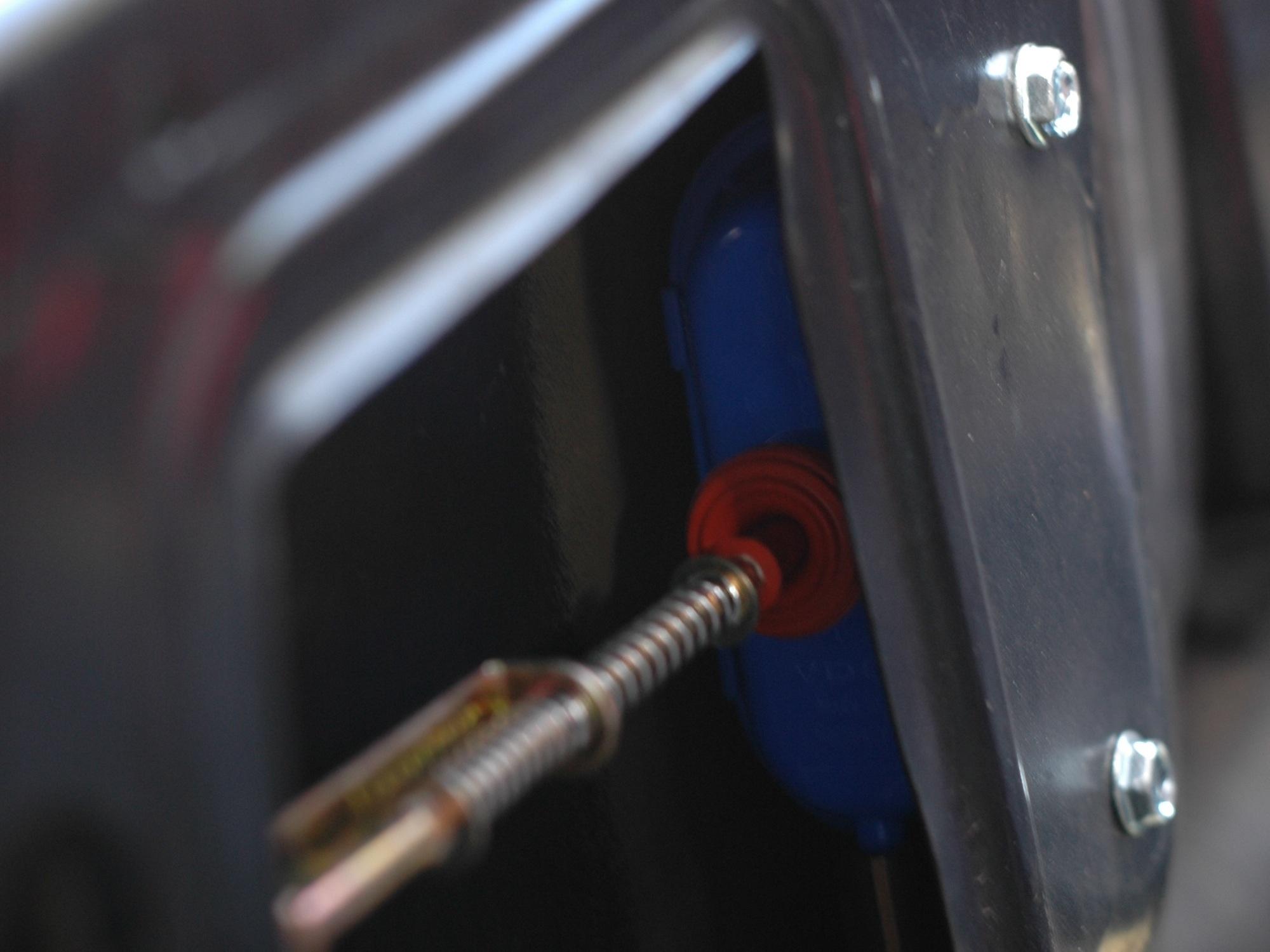 Mercedes W123 Repair Ifixit 300d Vacuum Wiring Diagram Trunk Lock Actuator