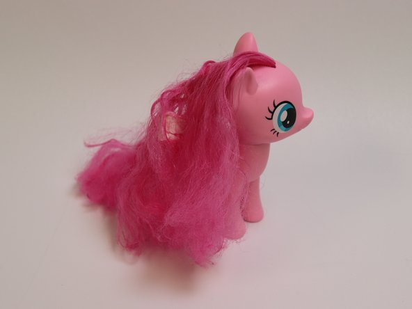 Removing Gum From My Little Pony Hair