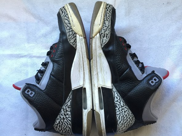 How to Restore Jordan Midsoles