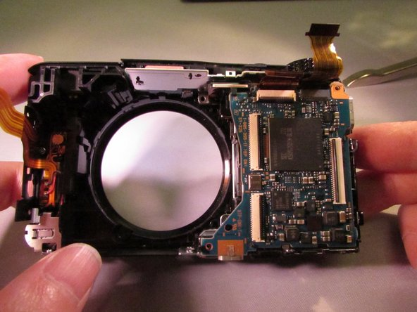 Sony Cyber-shot DSC-HX20V Motherboard Replacement