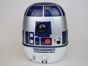 Emson Star Wars R2-D2 Humidifier Troubleshooting