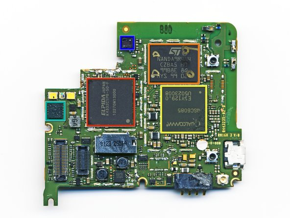 Image 1/2: Qualcomm QSC6085 CDMA Processor