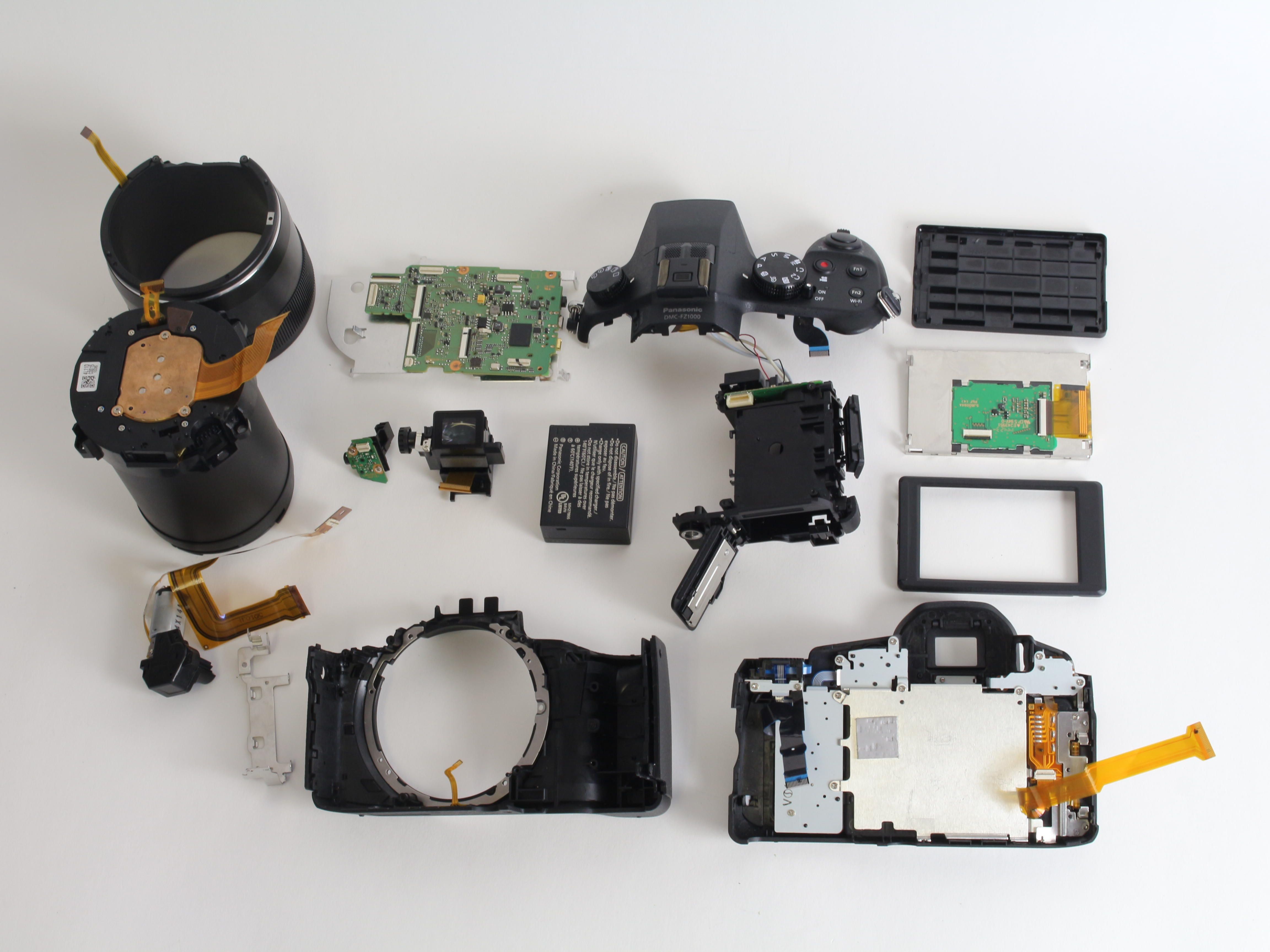 panasonic lumix dmc fz1000 disassembly ifixit repair guide rh ifixit com Panasonic Lumix DMC ZS7 Panasonic Lumix Dmc-Fz1000