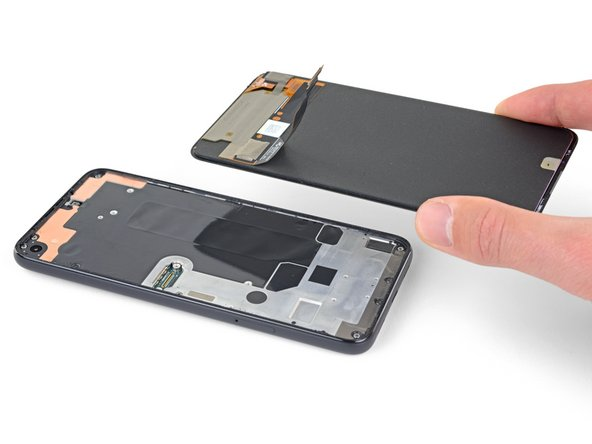 Google Pixel 4a Screen Replacement