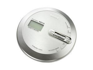 Sony CD Walkman D-NF430