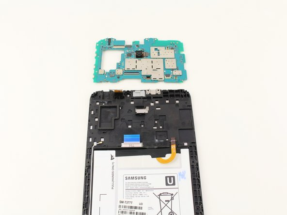 Samsung Galaxy Tab E 8.0 Motherboard Replacement