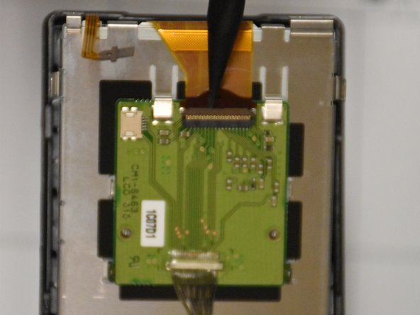 Place the wires back on the circut board