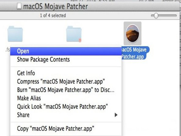 How to download and install the complete Mojave Mac OS  - iFixit