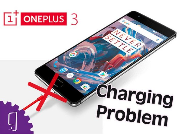 OnePlus 3 USB Type-C Port Replacement