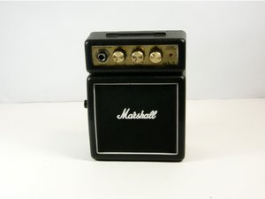 Marshall MS-2 Repair