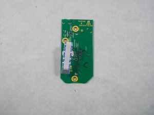 Selector Button Circuit Board
