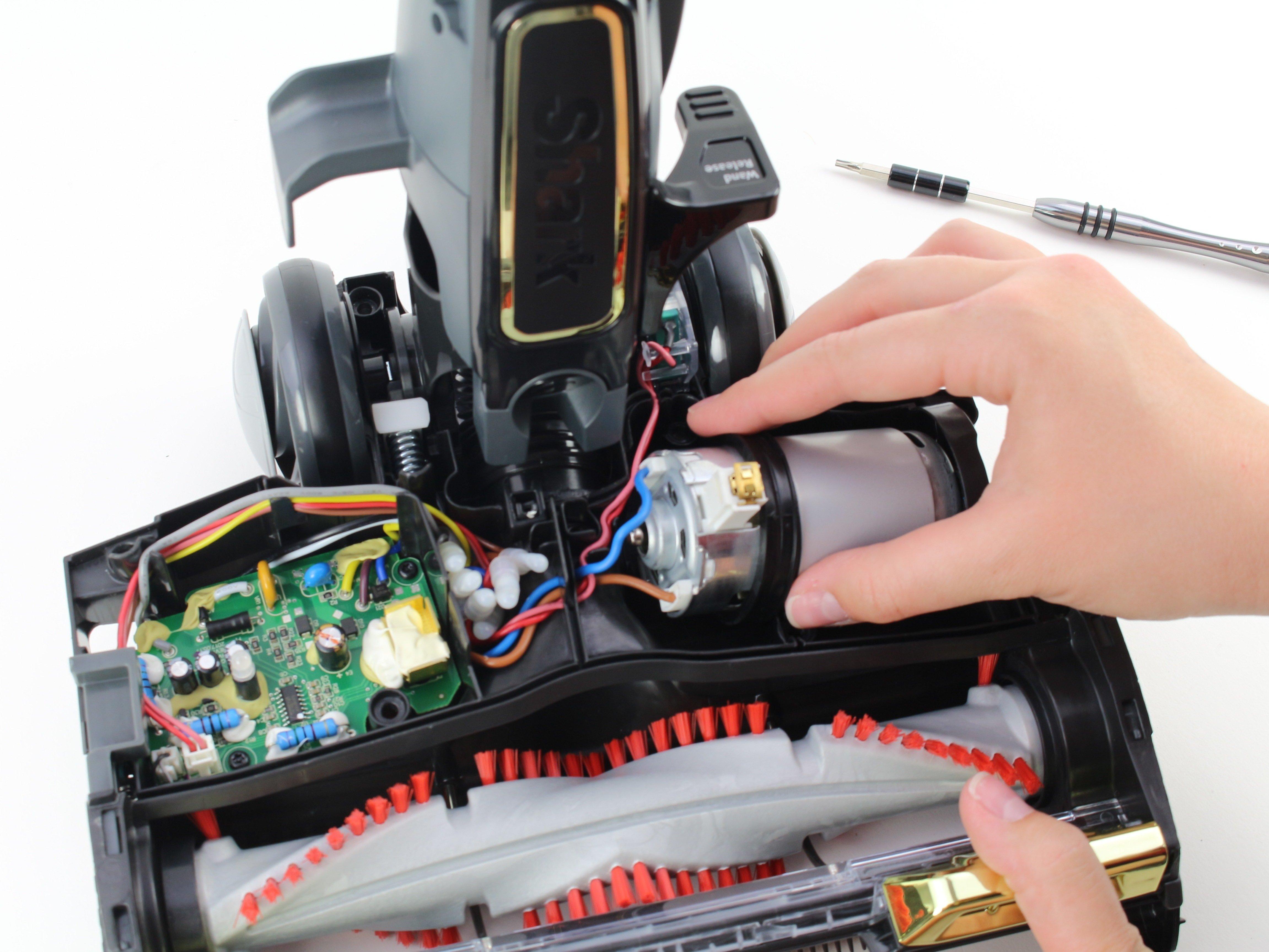 Shark Flex Duoclean Motor Replacement Ifixit Repair Guide