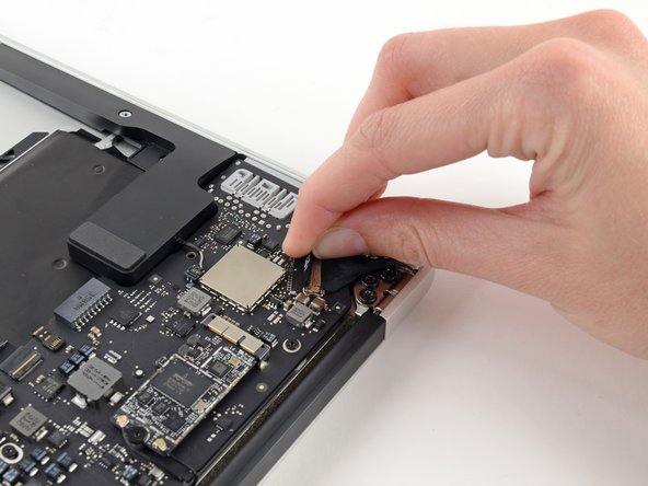 "MacBook Air 13"" Mid 2013 Logic Board Assembly Replacement"
