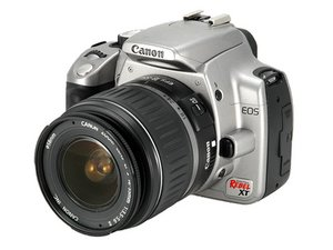 Canon EOS Rebel XT / 350D Repair