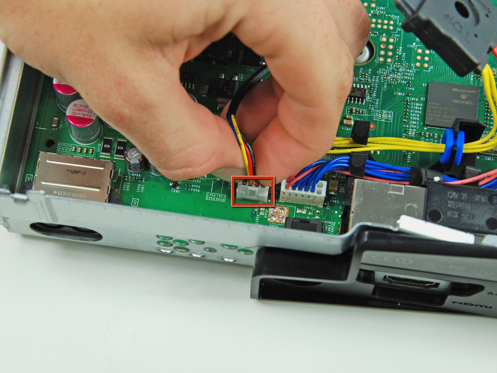 WRG-8579] Motherboard For Xbox 360 Power Supply Wiring Diagram