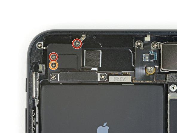 Image 1/1: Two 1.3 mm screws