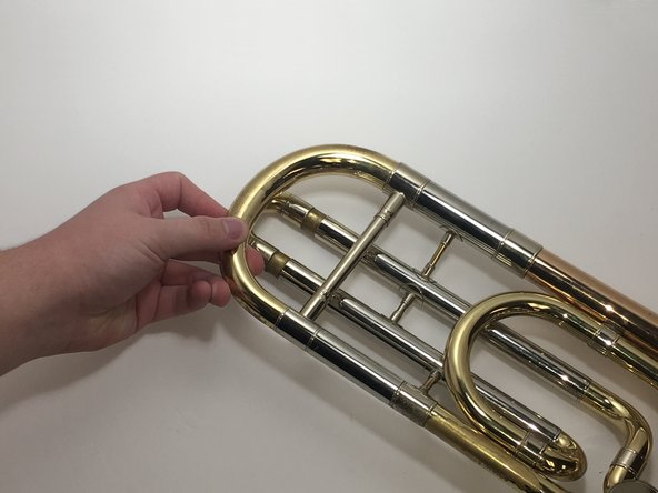 How to Fix a Stuck Trombone Tuning Slide - iFixit Repair Guide