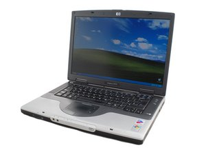 HP Compaq nx7010 Business Notebook