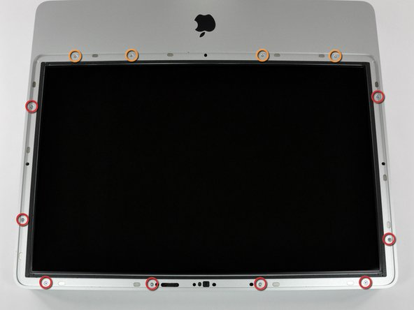"iMac Intel 20"" EMC 2133 and 2210 Front Bezel Replacement"