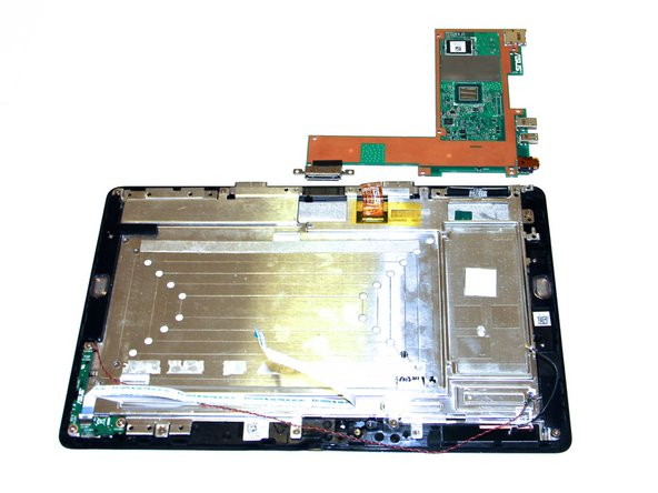 Asus Transformer T100 Motherboard Replacement