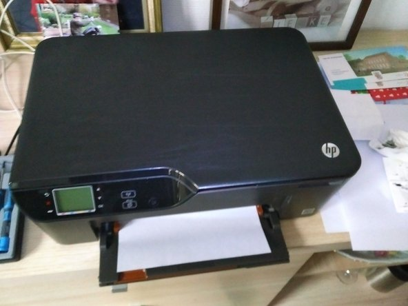 How to Clean the HP DeskJet 3524 Printhead