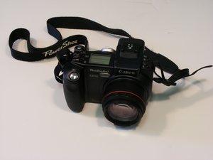 Canon Powershot Pro1 Repair