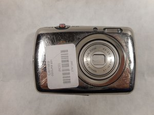 Nikon Coolpix S01 Repair