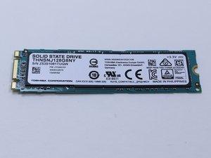 Remplacement du SSD du MSI GE72 6QF Apache Pro