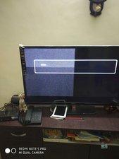SOLVED: Black Vertical Lines on Element LED TV - Television