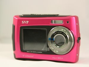 SVP Aqua 5800 Repair