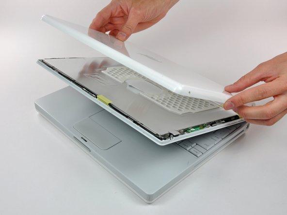 "iBook G4 14"" 1.42 GHz Rear Display Bezel Replacement"