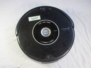 Roomba 551 Repair