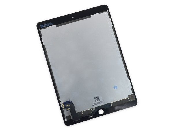 iPad Air 2 LTE Display Assembly Replacement