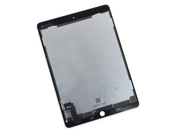 iPad Air 2 LTE Displayeinheit austauschen