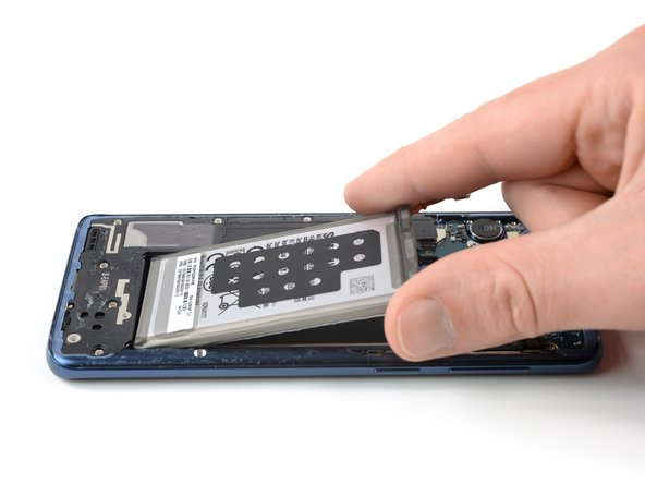 Samsung Galaxy S9 Battery Replacement - iFixit Repair Guide