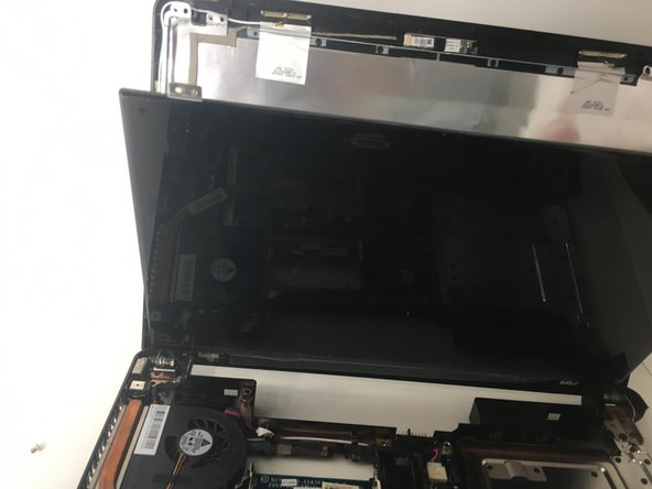 Lenovo IdeaPad U450 Screen Replacement