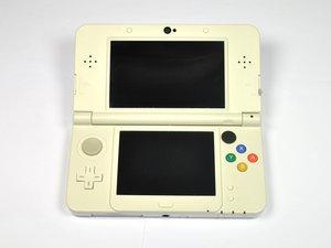 3DS 2015 Repair