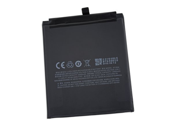 Image 3/3: Meizu claims that their mCharge 24 W (12 V at 2 A) fast charging technology will fully charge the MX6's battery in only 75 minutes, compared to [http://www.samsung.com/my/support/skp/faq/1102879| 90 minutes|new_window=true] for the Galaxy S7.