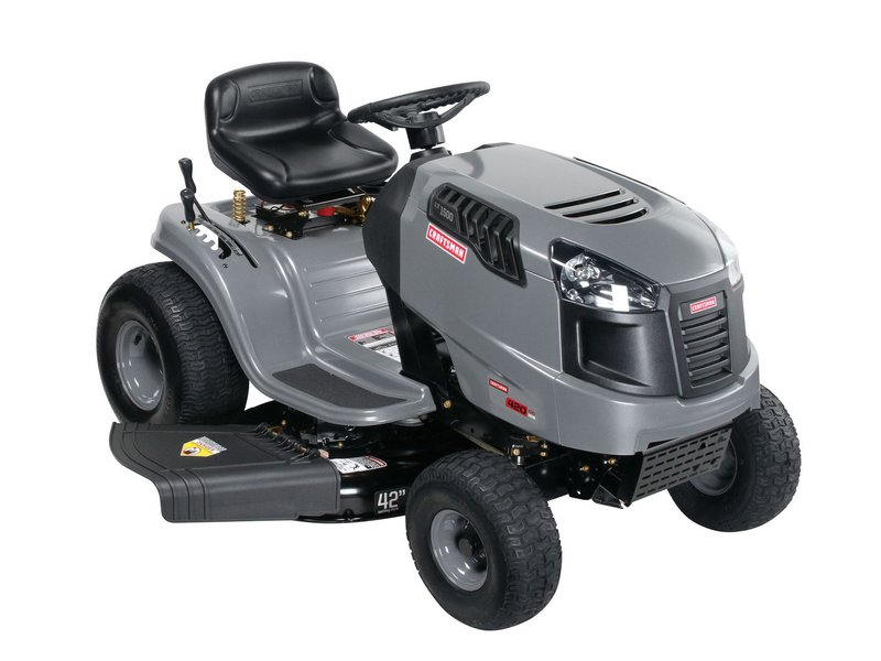 SOLVED: purging hst trans  how to - Craftsman Riding Mower