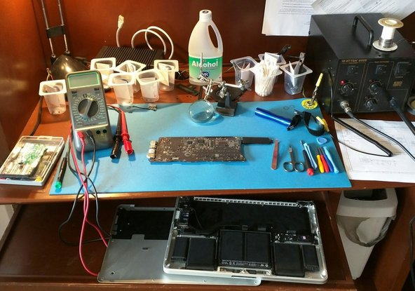 consumer electronics repair