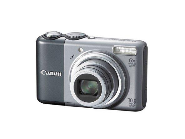 solved lens error restart camara canon powershot a2000 is ifixit rh ifixit com Canon PowerShot S Canon PowerShot User Manual