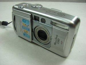 Canon PowerShot S50 Repair