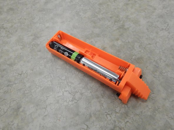 Nerf N-Strike Elite Hail-Fire Battery Replacement