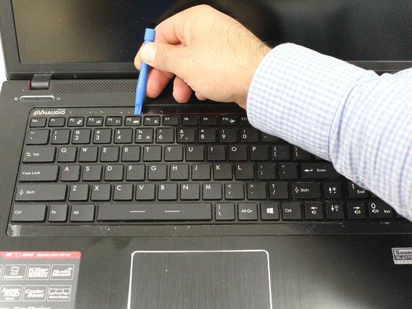 MSI GE70 2PE Apache Pro Keyboard Replacement