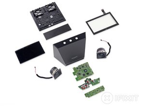 Amazon Echo Show Teardown
