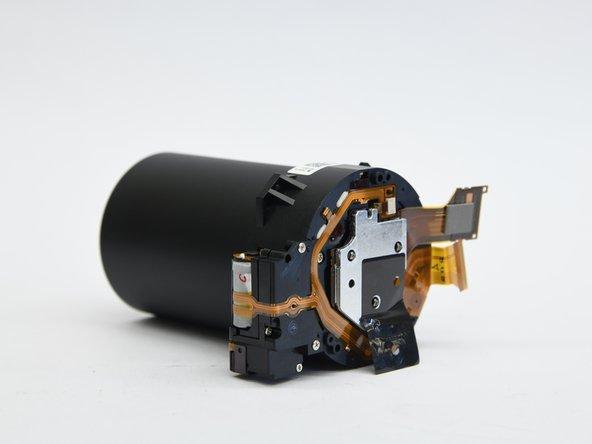 Nikon Coolpix B700 Lens Assembly Replacement