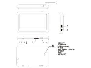 sylvania smpk4230 repair ifixit rh ifixit com