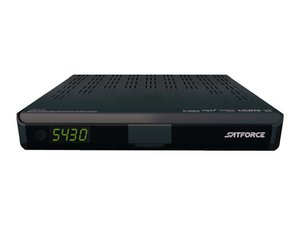 Satforce S1000 HD IRCI Receiver Repair