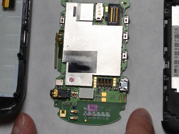 Motorola Entice w766 Motherboard Replacement